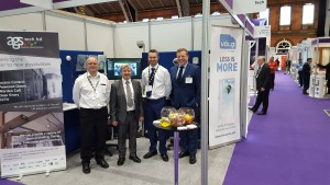 Whitford Bates, Tony Sharp, Richard Braithwaite and Dean Kernot were on hand to present our services